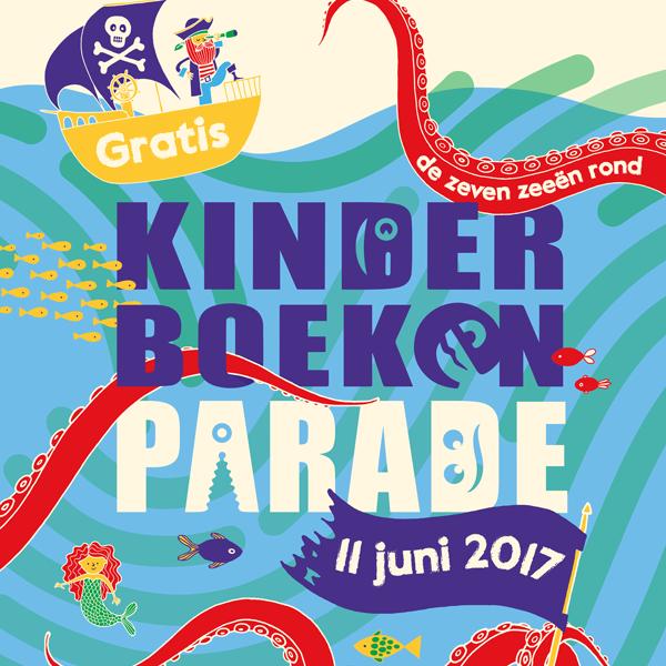 Kinderboekenparade 2017
