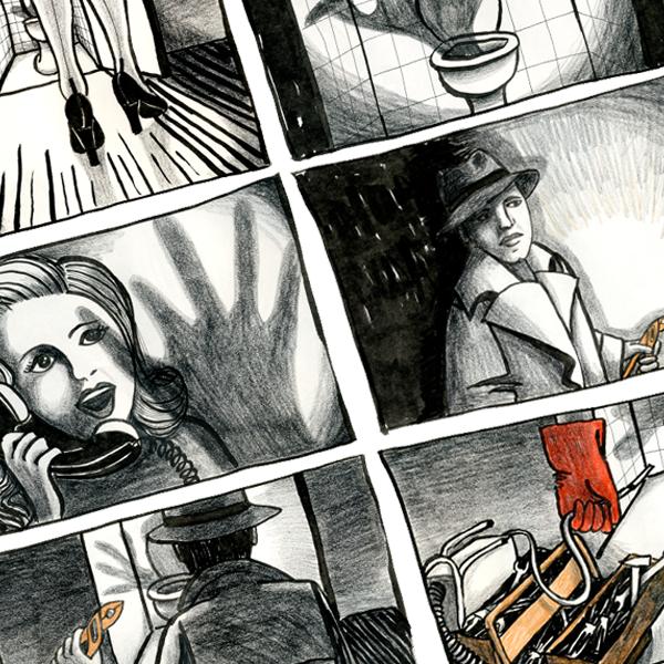 Storyboard Zegwaard