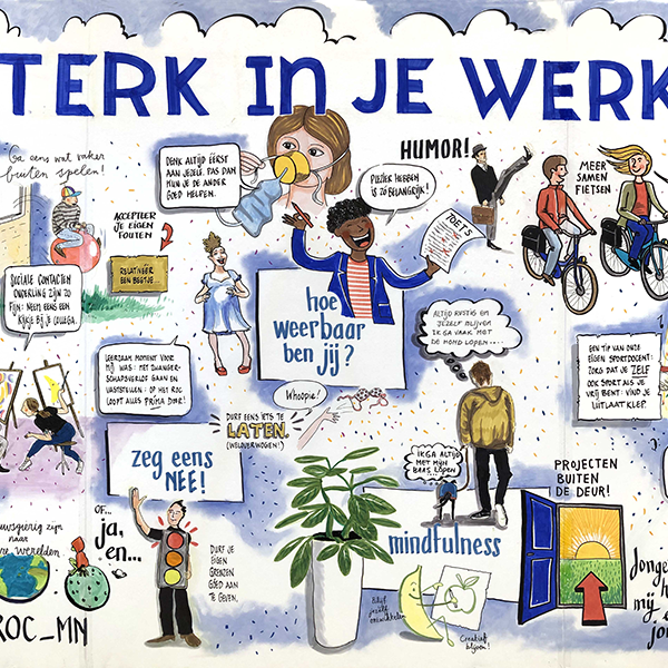 Leerdag ROC Midden Nederland